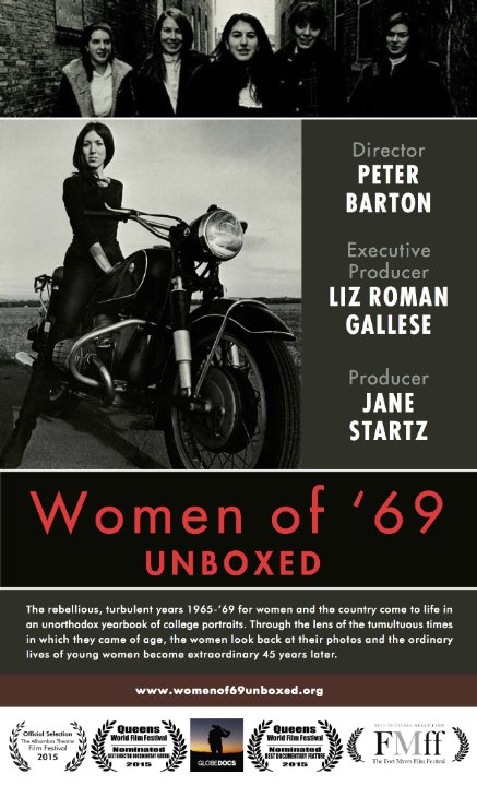 Women of 69, Unboxed