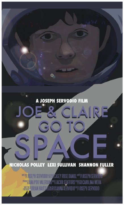 Joe & Claire Go to Space
