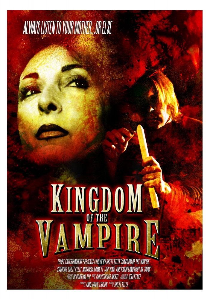 Kingdom of the Vampire (видео)
