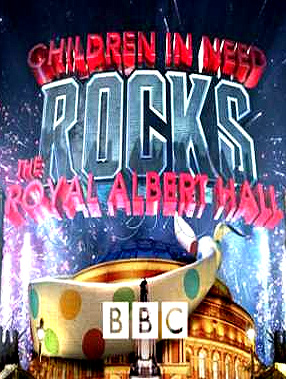 Children in Need Rocks the Royal Albert Hall (ТВ)